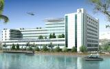 Bệnh viện quốc tế hạnh phúc:  Luôn tạo không gian xanh cho bệnh nhân