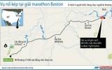 Toàn cảnh vụ nổ bom tại cuộc thi marathon ở Boston