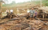 Thiên tai trong tháng 4 gây thiệt hại 389 tỷ đồng