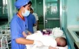 Việt Nam thuộc một trong mười nước giảm tỷ lệ tử vong trẻ sơ sinh