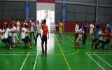 TP.TDM tổ chức Hội thao thanh niên công nhân