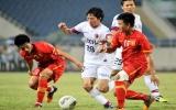 U23 Việt Nam xuất sắc cầm hòa Kashima Antlers