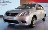 Nissan Việt Nam chính thức ra mắt Sunny