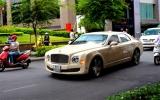 Những dòng Bentley nổi tiếng tại Việt Nam