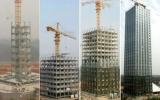 Xây khách sạn 30 tầng trong 15 ngày