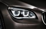 BMW giảm cân cho dòng 7-Series