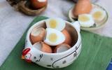 Thạch trứng gà cho bé yêu