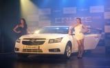 Chevrolet Cruze 2013 đủ hấp dẫn người mua?