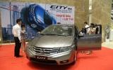 Honda giới thiệu dòng xe City và CR-V tại Bình Dương