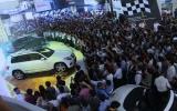 Mercedes-Benz - Vòng nguyệt quế cho người dẫn đầu
