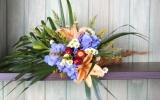 Cách bó hoa đẹp và tươi lâu