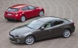 Những hình ảnh đầu tiên của xe Mazda3 sedan thế hệ mới