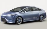 Xe hơi chạy bằng hydro của Toyota sẽ xuất hiện cuối năm nay