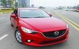 Mazda6 công bố giá bán phiên bản i-ELOOP