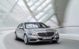 Mercedes S500 Plug-in Hybrid chuẩn bị xuất hiện
