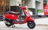 Vespa LT 3V i.e chính thức ra mắt giá 63,9 triệu đồng
