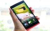 Oppo Find 5 bản đặc biệt màu đỏ có mặt ở VN