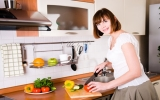 Ăn nhiều rau củ giúp tăng tuổi thọ