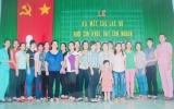 """Xã Phú Chánh (Tân Uyên): Ra mắt Câu lạc bộ """"Nuôi con khỏe, dạy con ngoan"""""""