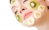 Dưỡng da mặt từ hoa quả