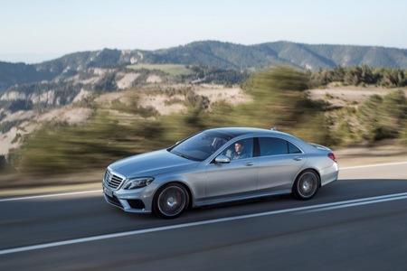 Mercedes S63 AMG - Nhẹ hơn nhưng mạnh mẽ hơn