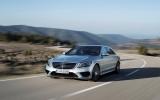 Mercedes S63 AMG - Nhẹ hơn, mạnh mẽ hơn