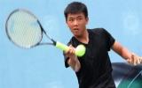 Tay vợt Hoàng Nam (Bình Dương) tập huấn ở Mỹ