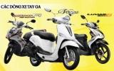 Ế ẩm, Yamaha ồ ạt giảm giá xe máy