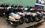 Hàng nóng Honda, Piaggio ế ẩm, xe 50 phân phối đắt hàng