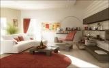4 gợi ý trang trí nhà với gam màu đỏ