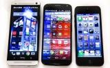 """""""Đọ"""" cấu hình Moto X với loạt smartphone """"đình đám"""" trên thị trường"""