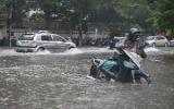 Bão số 6 gây mưa rất to ở các tỉnh Bắc và Trung Bộ
