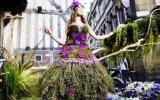 Chiếc váy lôi cuốn ong bướm nhất thế giới