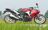 Honda CBR250R - lựa chọn phù hợp với đường sá Việt Nam