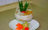 Ngọt bùi chè đậu ván nước cốt dừa