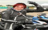 Chàng trai mù chạy xe 269km/h