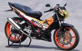 Suzuki Raider 150 sắp có đối thủ đến từ Honda