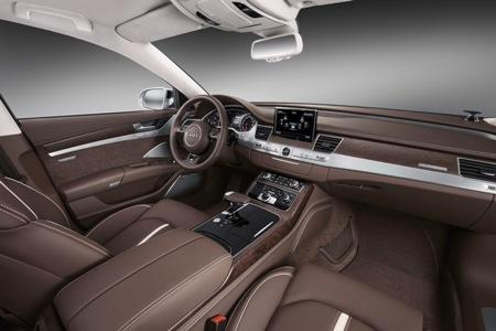 Hình ảnh xe Audi A8 L phiên bản mới 2014: