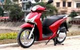 Honda SH Italy 'ế ẩm' tại Việt Nam