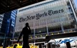 Báo điện tử New York Times bị tin tặc tấn công
