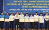 Tân Uyên: Tuyên dương 10 tập thể và 14 cá nhân trong Tuần lễ thanh niên công nhân