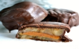 Chuối bọc chocolate vừa ngon vừa dễ