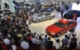 14 thương hiệu dự triển lãm ô tô Việt Nam 2013