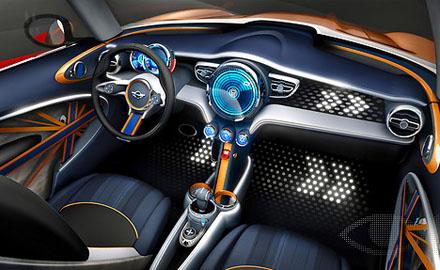 BMW hé lộ mẫu Mini tương lai