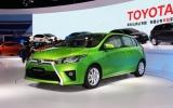 Toyota trình làng Yaris 1.5 tại Trung Quốc