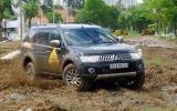Mitsubishi tại Việt Nam triệu hồi Triton và Pajero Sport