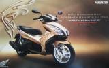Honda Việt Nam sắp trình làng Air Blade 125 mới
