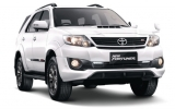 Toyota ra mắt Fortuner bản nâng cấp