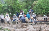 Hơn 23 người chết, mất tích do mưa lũ