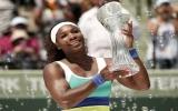 Serena Williams - chỉ biết đến chiến thắng